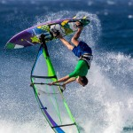 Graham Ezzy On Fire at Ho'okipa