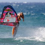 Olya Raskin showing some sick style on Maui