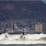 Tom Eierding in Cape Town
